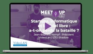 Meetup - Jean-Baptiste Kempf - VideoLan