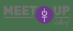 Logo Meetup Gris